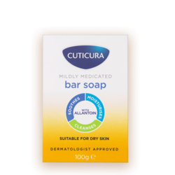 Cuticura Mildly Medicated Bar Soap