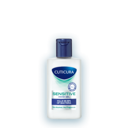 Cuticura Sensitive Hand Gel